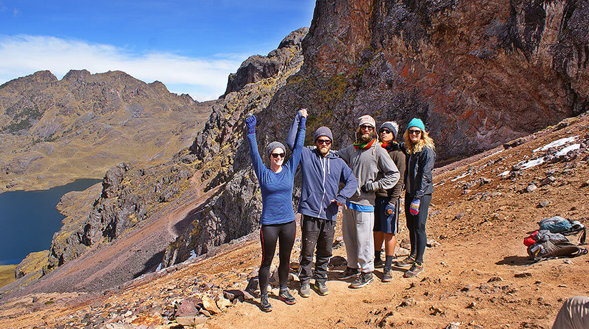 Lares Trek to Machu Picchu 4 Days & 3 Nights