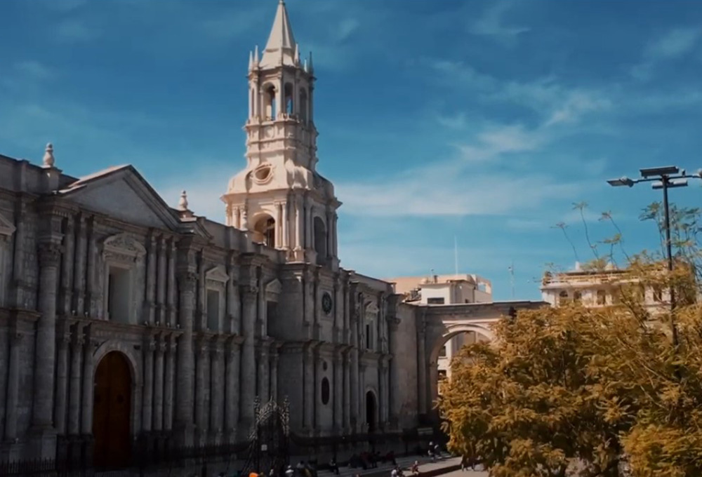 Day 6: AREQUIPA: CITY TOUR IN AREQUIPA