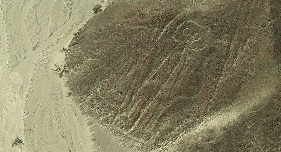Day 4: NAZCA LINES OVERFLIGHT - AREQUIPA