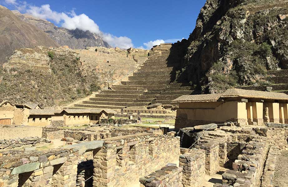 Day 8: CUSCO  - WILLOQ